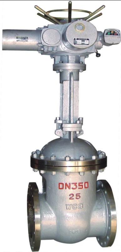 Z941H電動高壓閘閥